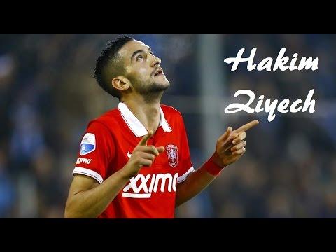 Hakim Ziyech Stats Videos Transfer History Ajax 2020