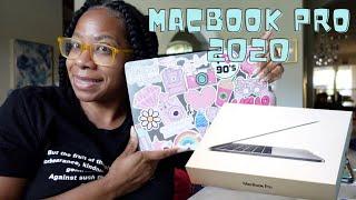 Macbook Pro 2020 Unboxing!