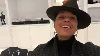 Alicia Keys - Unthinkable A Capella Live Stream
