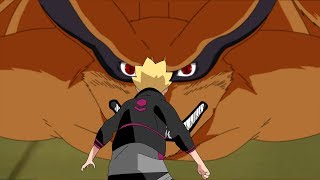 Boruto Meets Kurama For The First Time! Boruto: Naruto Next Generation Fan Animation