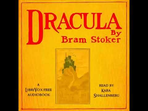 Dracula by Bram Stoker | Full Audiobook with Subtitles | Part 2 of 2