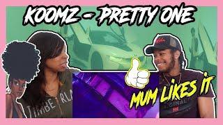 (MUM REACTS) Koomz   Pretty One [Music Video] GRM Daily