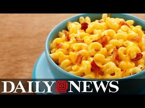 Powdered mac and cheese, like Kraft, may contain toxic chemicals
