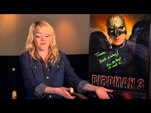 Birdman Featurette 'The Cast of Birdman'