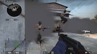 CSGO - People Are Awesome #135 Best oddshot, plays, highlights