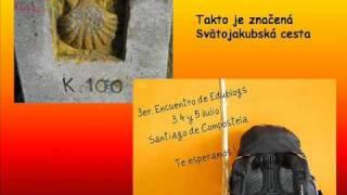 preview picture of video 'Ružomberok-Santiago de Compostela 2010'