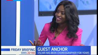 Coach Edu was a judge at 'I can Sing' Show | GUEST ANCHOR