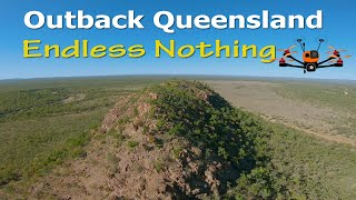 FPV Quadcopter ApexHD Outback Queensland Red Rock