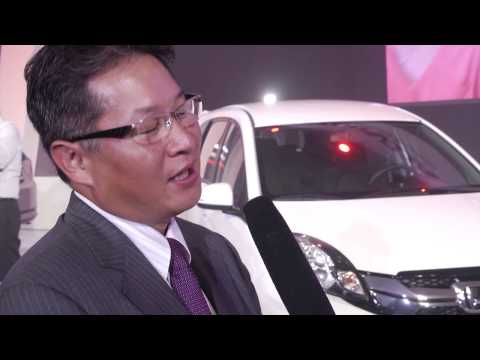 Honda Mobilio 2015 Philippine Edition Launch