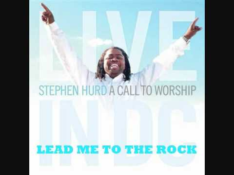 Stephen Hurd – Lead Me To The ROCK with Reprise