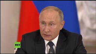 Ответ Путина, который убрали из евро СМИ