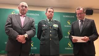 La Fundación España Salud instala un desfibrilador en la Dirección General de la Guardia Civil en Madrid