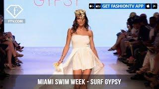 Surf Gypsy Boho Chic Vibes Miami Swim Week Art Hearts Fashion 2019   FashionTV   FTV