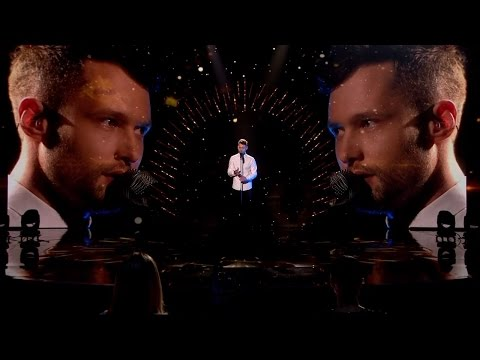 Britain's Got Talent 2015 S09E18 Finals Calum Scott Amazing Rendition of Diamonds (видео)