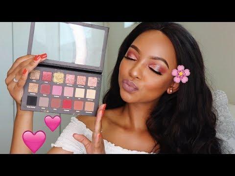 Pink Barbie Makeup Tutorial | MIHLALI N