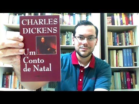 Um Conto de Natal (A Christmas Carol), de Charles Dickens