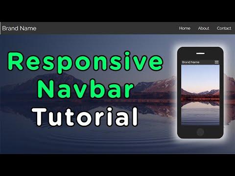 Navbars - новый тренд смотреть онлайн на сайте Trendovi ru