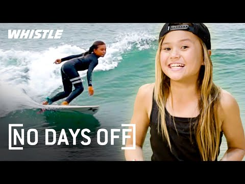 10-Year-Old PRO Skater & Surfing PRODIGY | Sky Brown