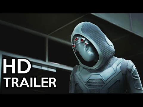 ANT MAN 2 Trailer #1 Marvel ANT MAN and THE WASP Trailer(2018)