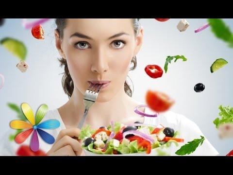 Сбалансированное питание для похудения меню на неделю отзывы