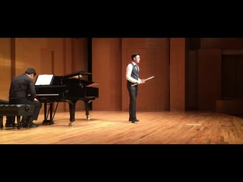 Haiyang Wang - Louis Ganne: Andante et Scherzo