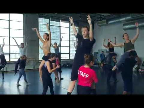The Contemporary DanceExperience Fall audition/worshop