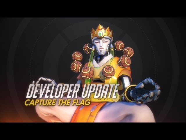 Developer Update | Capture The Flag | Overwatch