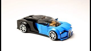Ferrari FXX  V  75882 Bugatti Chiron      75878  V McLaren 720S   LEGO   75880