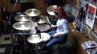 I Got You- Split Enz- Drum Cover