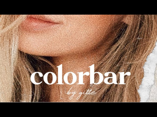 Youtube - Colorbar by Gitte