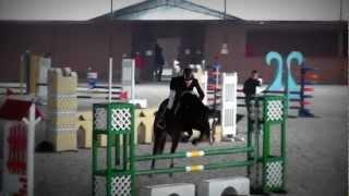 preview picture of video 'Wicemistrzostwo Polski Południowej w Skokach 2012'