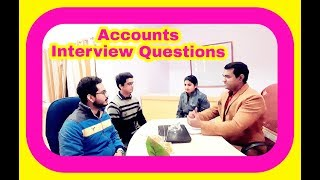 #Accounting #Finance #accountant #CA #interview | #ICICI Bank