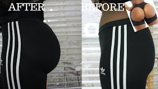 BIGGER BUTT INSTANTLY, WITHOUT EXERCISE OR SURGERY  BUTT LIFTER REVIEW