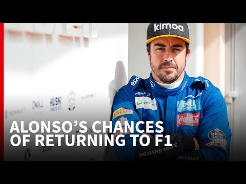 How Alonso fits into the 2020 F1 driver market