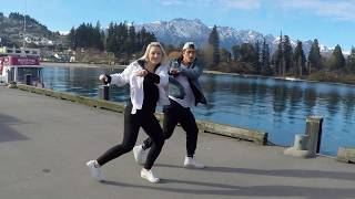 HeebieJeebies Dance Cover - Amine & Kehlani  // Ashley Medcalfe & Kamy Mam