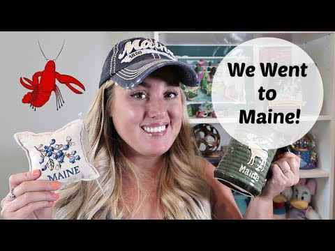 We Went to Maine! | Maine/Boston Trip Overview and HAUL!!