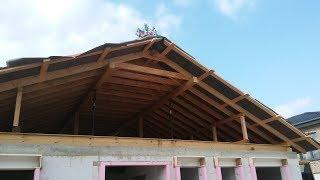 самая простая и дешёвая  крыша