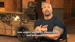 "Дуэйн ""Скала"" Джонсон, The Rock ""minaccia"" Il Godzilla Luca Franchini & Il Bardo"