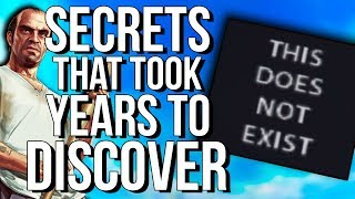 6 Video Game Secrets That Took Years To Discover!