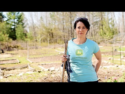 POTAGER Gardening | Bare Root Roses | Cottage Gardening | Planting Week | Foraging for Ramps