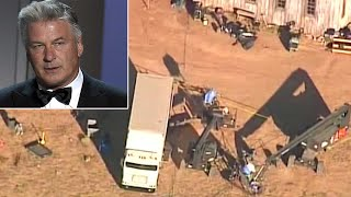 Alec Baldwin in tears after accidental shooting on movie set