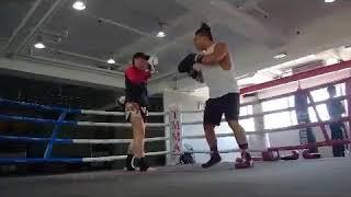 拳擊訓練教學