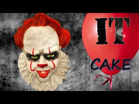 IT Pennywise Cake