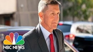 Special Report: Sentencing For Former National Security Adviser Michael Flynn Delayed | NBC News