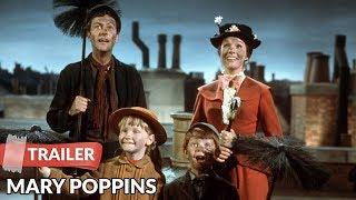 Mary Poppins 1964 Trailer   Julie Andrews   Dick Van Dyke