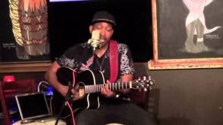 Back Street The forgotten lyrics- Anthony David @ Adinkra House 6.14.14