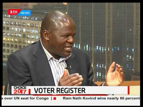 Will IEBC clean-up the register of voters before August 8th general elections? Choice 2017 pt 2