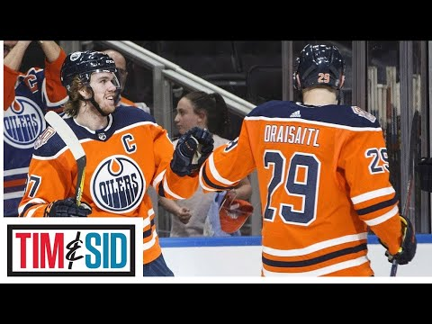 Plenty Riding On The Edmonton Oilers Getting Into The Playoffs | Tim and Sid