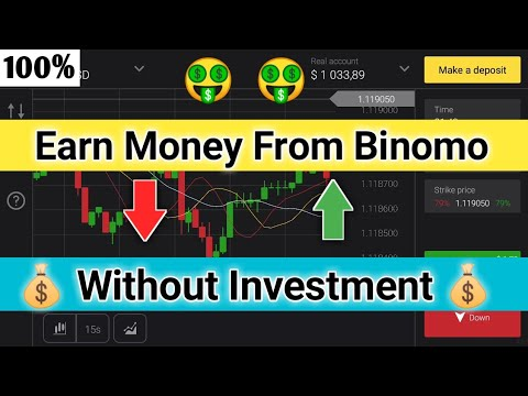 Binary options strategy secrets