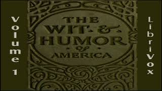 Wit And Humor Of America, Vol 01 | Various | Humorous Fiction | Sound Book | English | 4/4